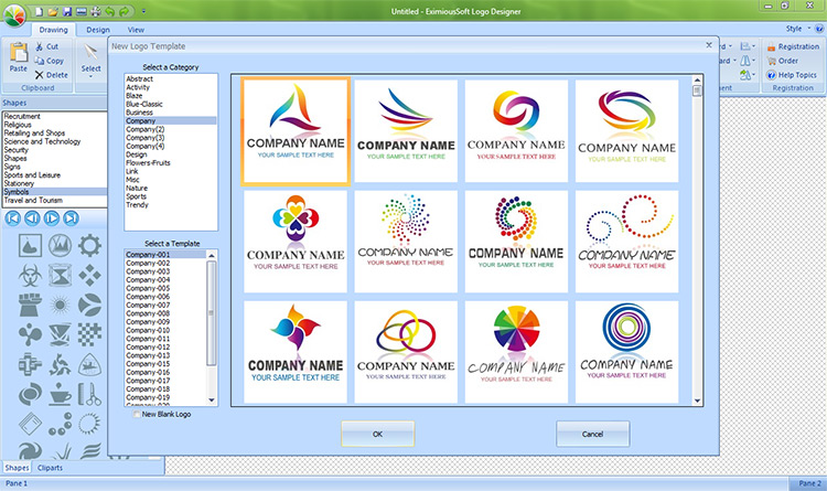 دانلود نرم افزار طراحی لوگو و آرم EximiousSoft Logo Designer 3.75